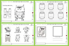 El monstruo de colores: trabajamos la educación emocional Educational Activities, Book Activities, Monster Classroom, Monster Activities, Spanish Colors, Reading Games, Emotional Regulation, Preschool Education, Les Sentiments
