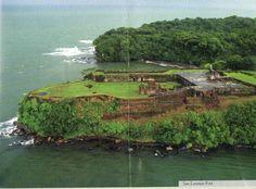 San Lorenzo Fort - Colon, Panama - March 2005
