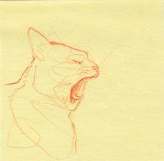 Sketches. - Adara Illustrations