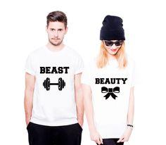 http://allprints.pl/ fit couple  beast&beauty