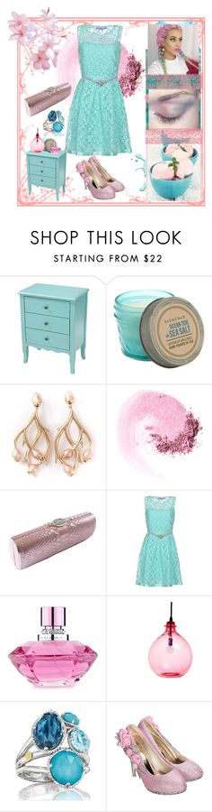 """""""Ombre Hair"""" by delucia ❤ liked on Polyvore featuring Paddywax, Shaun Leane, Seed Design, NARS Cosmetics, NADA SAWAYA, 22 Maggio, Baby Phat, Tacori, women's clothing and women's fashion"""