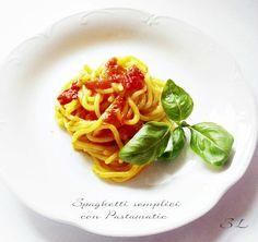 Semplicemente Light e gli spaghetti con Pastamatic