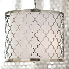 Regina Andrew Moroccan light fixture - I have to have this!!!!