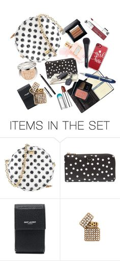 """A BUSY GIRL NEEDS A PURSE FULL OF SPECIAL TOUCHES!!"" by lensesrmything ❤ liked on Polyvore featuring art"