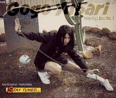 Gogo Yubari from Kill Bill Vol.1