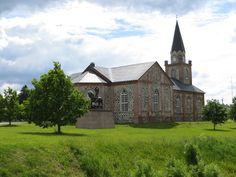European churches are cooler