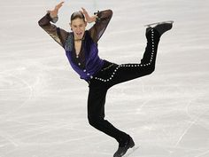 The story behind figure skater Jason Brown's Riverdance routine (VIDEOS)