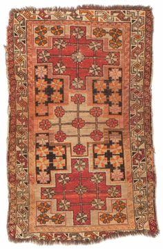 Caucasian Antique Rug.
