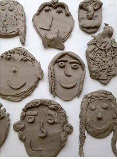 clay projects for kids Embedded image Clay Projects For Kids, Clay Crafts For Kids, Kids Clay, Sculpture Lessons, Sculpture Clay, Cerámica Ideas, Ceramic Workshop, Ceramics Projects, Ceramic Clay