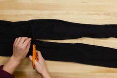 Comment économiser des sous sur votre facture d'électricité, avec une vieille paire de collants!