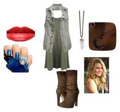 """""""Clothes 155"""" by bellskids on Polyvore featuring WearAll, Dsquared2, Givenchy, Chanel, Color Club and AllSaints"""