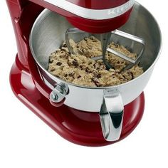 KitchenAid Professional 600 Series 6-Quart Bowl-Lift Stand Mixer - KP26M1X, Empire Red Discover how you can get the best stand mixer for your kitchen @ http://smallappliancesforkitchen.net