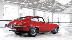 1963 E-type Jaguar