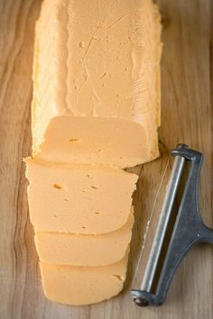 American Cheese – Home Made - D | Pops Cookbook