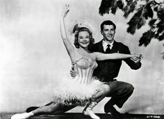 """Vintage Glamour Girls: Sonja Henie & Michael Kirby in """" The Countess of Monte Cristo """""""