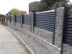 Gabion Wall Design, Front Wall Design, House Fence Design, Modern Fence Design, Door Gate Design, Roof Design, Patio Design, Compound Wall Design, Backyard Renovations