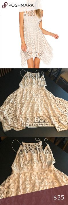 Free People Just Like Honey Dress Lace Dress NWT Never worn Perfect condition Size 8 Free People Dresses Mini