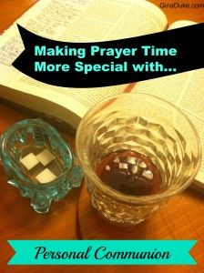 Powerful Prayer Tips | Special Prayer | Communion | Clarity | GinaDuke.com | Churchtown Ministries | Organizing Your Prayer Closet