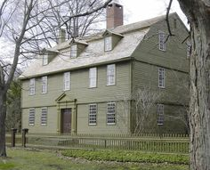 OldHouses.com - 1760 Colonial - Jabez Bacon House in Woodbury, Connecticut