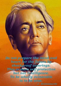 Krishnamurti - a great C teacher of practical philosophy who questioned the value of gurus. Taoism, Buddhism, Indiana, World Teachers, Jiddu Krishnamurti, Heart Knot, Great Thinkers, Cognitive Dissonance, Be True To Yourself