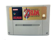 Super Nintendo – Zelda: A Link To The Past Nintendo Super Nintendo www.detoyboys.nl