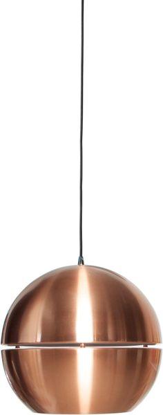 Hanglamp Retro 70 - Koper - Klein - Zuiver