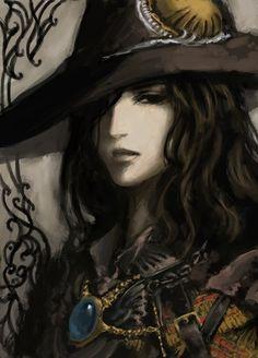 | vampire hunter D #D #Fanart #vampire #anime