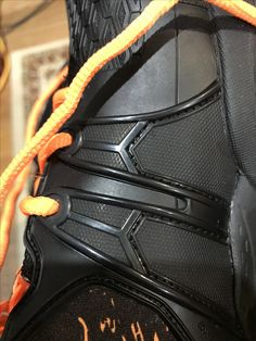 Prince Warrior black and orange. Prince Warrior, Warrior Shoes, Orange, Sneakers, Black, Fashion, Tennis, Moda, Slippers