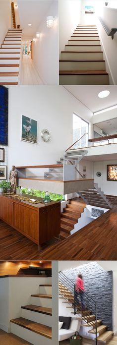 MCM Wood Stairs
