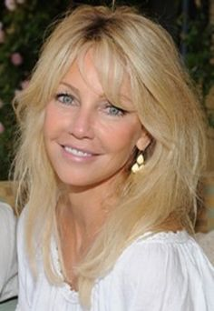 Heather Locklear as Amanda Woodward on Melrose Place