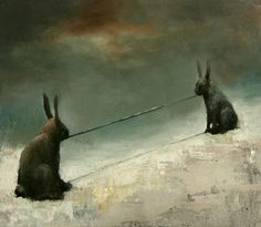 darksilenceinsuburbia:    Silver String II by Samuli Heimonen