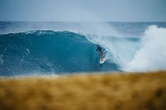 Photo of the Day: Yadin Nicol, #Hawaii. Photo: Ellis #Surfer #SurferPhotos #Barrel #Waves