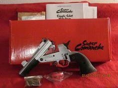 Super Comanche pistol 45LC/410