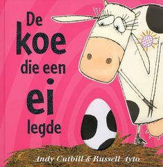 Prentenboek Books To Buy, My Books, Shared Reading, Children's Book Illustration, Book Illustrations, Audio Books, Childrens Books, Pikachu, Cow