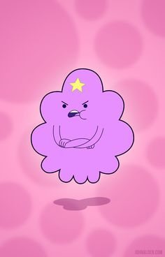 LSP by entangle on DeviantArt Simpson Wallpaper Iphone, Purple Wallpaper Iphone, Adventure Time Characters, Adventure Time Anime, Finn And Marceline, Olaf Halloween Costume, Friends Tv Quotes, Longboard Design, Lumpy Space Princess