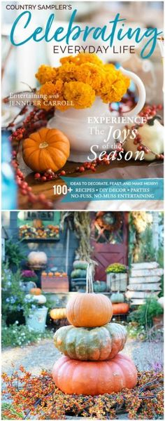 Celebrating Everyday Life Magazine and Potting Shed Feature Potting Shed featured in Country Sampler Peach Dumplings, Country Sampler, Window Boxes, Easter Table, Hydrangea, Tea Party, Flower Arrangements, Centerpieces, Floral