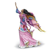 Angel Figurine Collection: Messengers Of Heavenly Hope