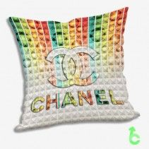 Chanel Bubble Downcolor Abstract Pillow Cases