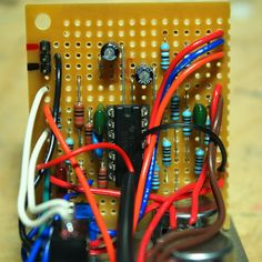 Proto-Schlock: EPFM (Electronic Projects for musicians) Build notes and layouts Tank I, Electronics Projects, Software, Electronic Circuit, Building, Musicians, Layouts, Electric, Notes