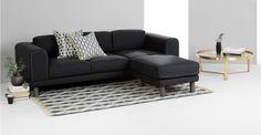 Etruria, tapis tissé à plat 160 x 230 cm, gris cendré et vert chartreuse…