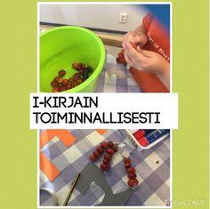 Eskarielämää: Rumpujen pärinää ja uusia kirjaimia toiminnallises...