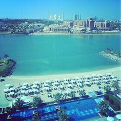 Abu dhabi gorgeous view