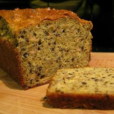 "Paleo ""Multigrain"" Bread 