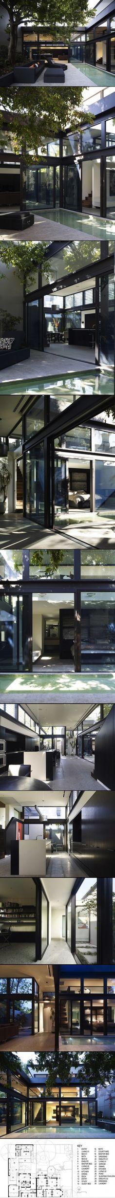 Harcourt Street by Steve Domoney Architecture