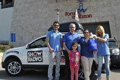 NIVEA'dan Hediye paketi kazanan dinleyecimiz Trabzon da Aydınlı Ailesi oldu..
