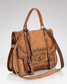 Frye Satchel - Cameron via Bloomingdale's
