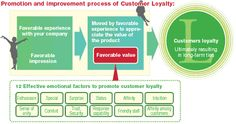 Promotion and improvement process of Customer Loyalty: