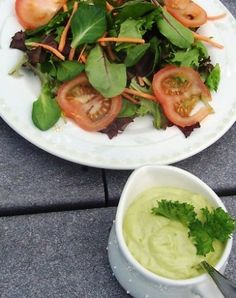 avocado-vinanaigrette