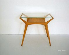 Beautiful Mid Century Coffee Table by BettyHome on Etsy, $550.00