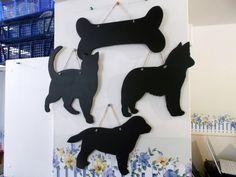LARGE DOG SHAPED Chalkboard - Any breed Terrier Labrador Husky Spaniel Corgi or Bone blackboard Birthday Christmas gift unique handmade gift by Tillybeescraftshop on Etsy https://www.etsy.com/listing/228283595/large-dog-shaped-chalkboard-any-breed